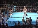 1991.01.27 - Kenta Kobashi/Johnny Ace [c] vs. Billy Black/Joel Deaton