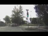 ДТП Омск 19.07.2018 Авария на перекрестке