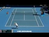 Novak Djokovic Vs Donald Young - Australian Open 2018 R1 (Highlights HD) (1)