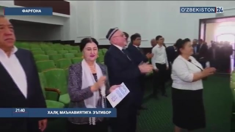 Марғилонда янги драма театри очилди t.me/joinchat/AAAAADv7jmaa_ECIP2kiTA