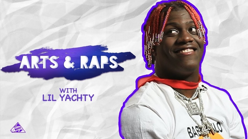 Lil Yachty Freestyles With Kids | Arts Raps