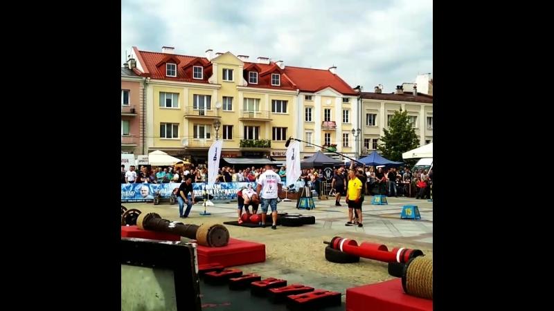 Puchar Narodów Strongman Białystok
