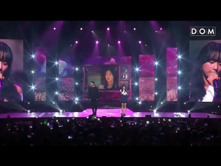 170922 Stay With Me - Chanyeol (EXO) Feat. Seola (WJSN) at KCON in Australia