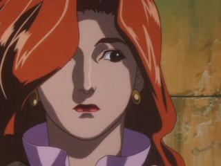 """""""Хищные куклы"""" кибер-панк аниме ручной анимации."""