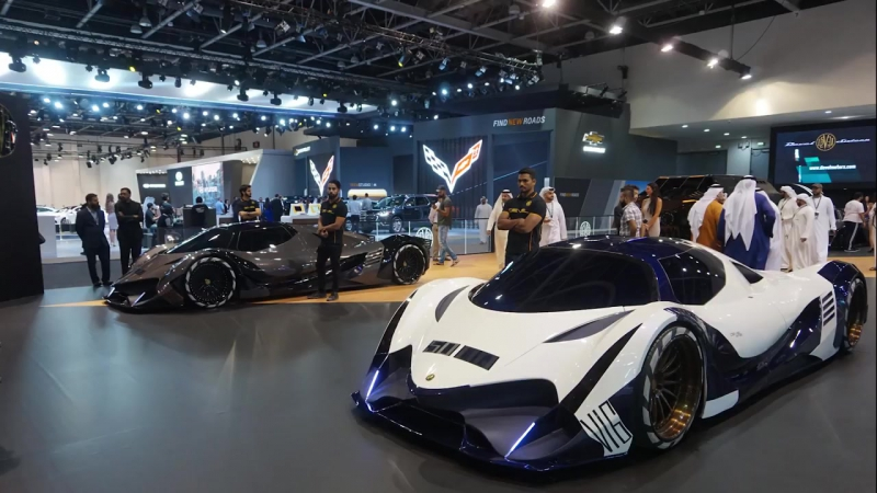 The Crazy 5,000hp Devel Sixteen is REAL! _ FIRST LOOK