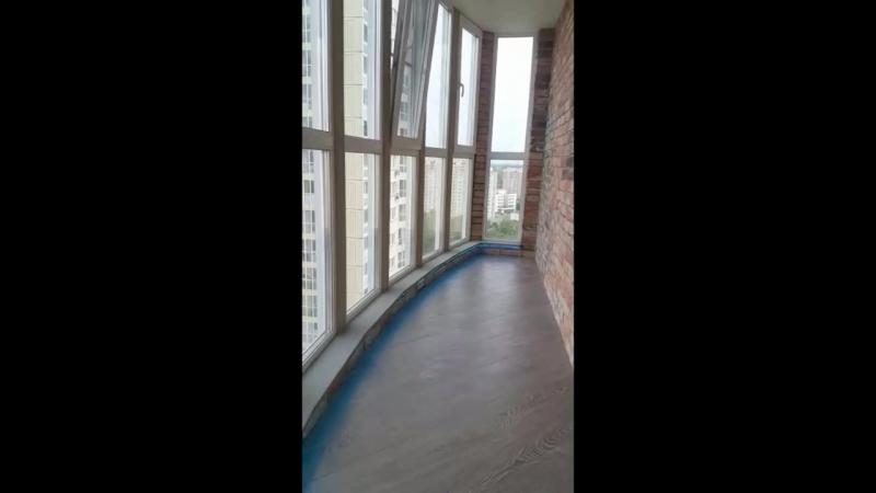 г. Люберцы, Типовая серия: КОПЭ-М-Парус. Тёплый балкон от Отрада Окна