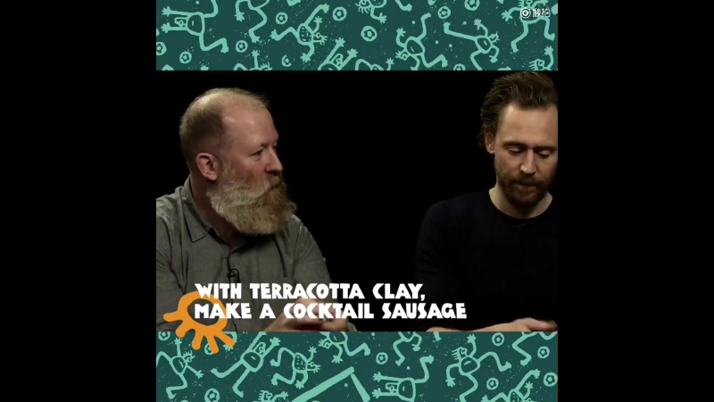 Watch Early Man stars Eddie Redmayne, Tom Hiddleston and Maisie Williams learn how to make a Hognob model.