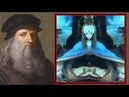 Strange Aliens in Da Vinci's Paintings Hidden Messages