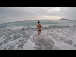 Видеоролик на тему отдыха для ИНСТАГРАММ