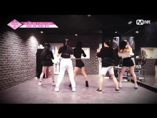 PRODUCE 48 l [Ep.8] 'Rumor/ Rollin'Rollin' / 다시 만나' представление песен для 'Битвы концептов'