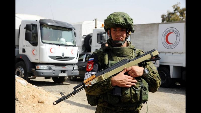 Тысячи людей покидают Восточную Гуту