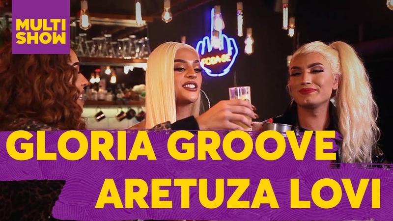 Gloria Groove Pabllo Vittar Aretuza Lovi | Destilando Haters | Música Multishow
