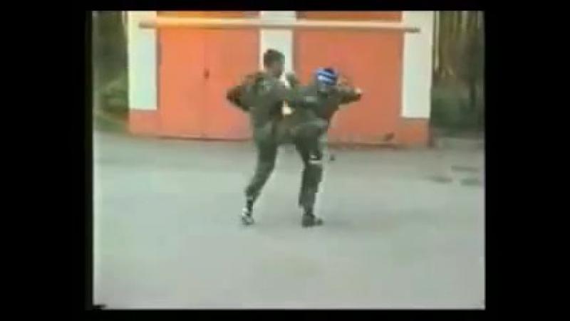 рукопашный уличный бой
