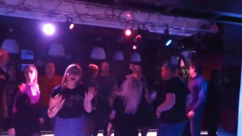 MC Тёплый @ VOROXOV. Scooter Fan Night 2 - Липецк, SKY BAR 20/01/18mp4
