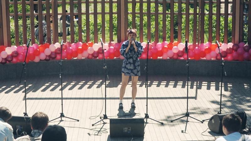 Воронеж 2014: Rei Anger, концерт на форум-выставке