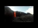 Экшен-камера пережила извержение вулкана
