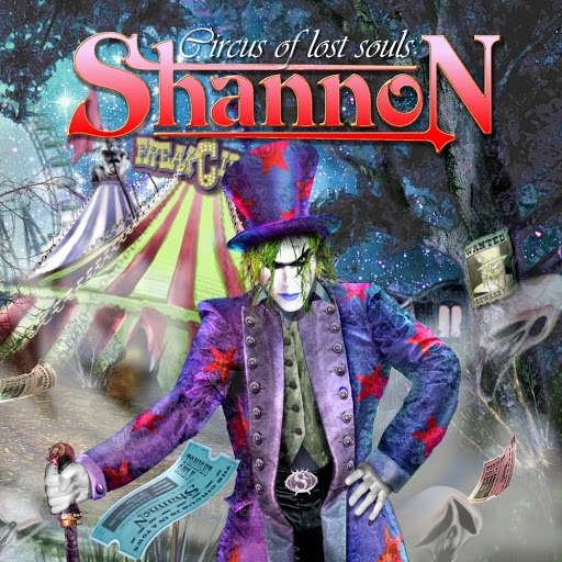 Shannon альбом Circus of Lost Souls