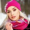 Снуд шарфы , шапки ручной работы Be Bright