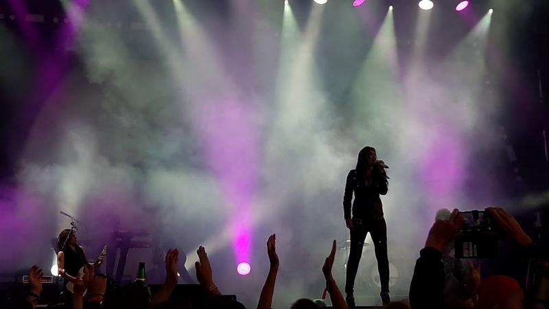 Tarja - TutankhamenEver DreamThe RiddlerSlaying the Dreamer (Live At Sweden Rock Festival 2018)