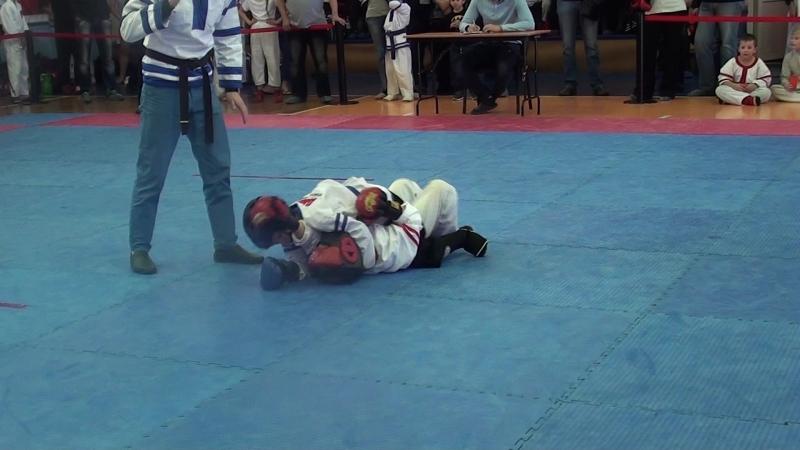 Деев Иван спортклуб Джедай 05.11.17. рукопашный бой челябинск тризна