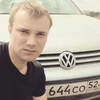 Анкета Владимир Одегов