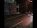 Грузовик сбил пешеходов на Дубровинского в Красноярске