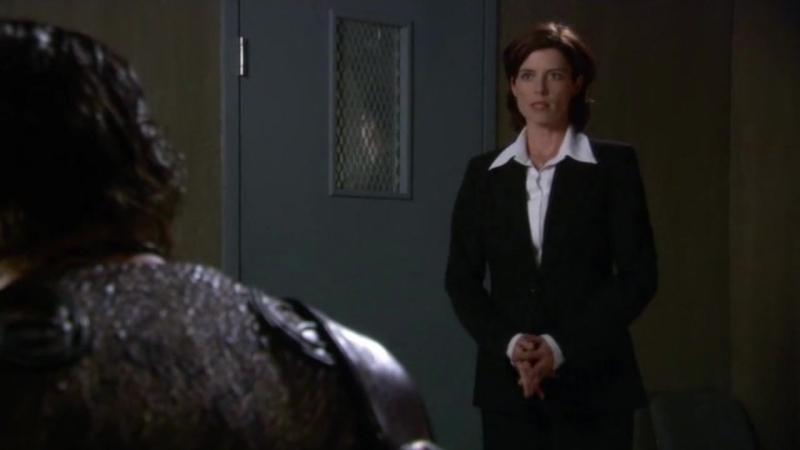 Звездные врата Первый отряд 1 2 серия 8 сезона Элизабет Вейр 18 сцена