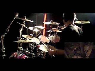 Brutal Death Drummer [HD] - Quadruple Pedals.mp4