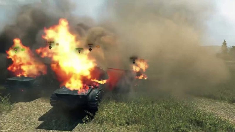 WOT CUBE - Приколы, Баги, Фейлы World of Tanks