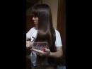 красивые волосы здоровые волосы блестя от NL 720p mp4