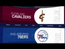 Cleveland Cavaliers vs Philadelphia 76ers  (2017.12.09)