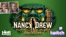 Nancy Drew: The Creature of Kapu Cave [Day Three: Twitch] | HeR Interactive