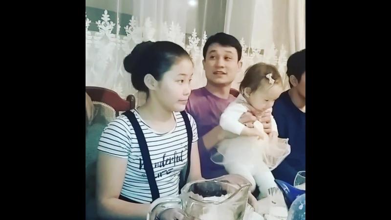 Алматы Ақмаралдың қызының тусау кесері 28.11.2017