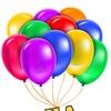 Воздушные шары в Москве