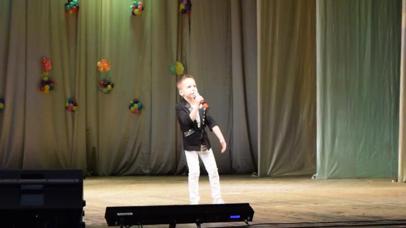 Никита Бурак МЭИ Солнышко(Бобруйск) отчетный концерт 2016