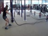 интервальная тренировка для бойца