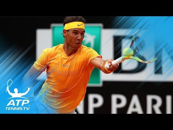 Five EPIC Rallies from the 2018 Clay Court Season