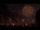 2018 UAE Fireworks - Happy New Year from Sharjah!
