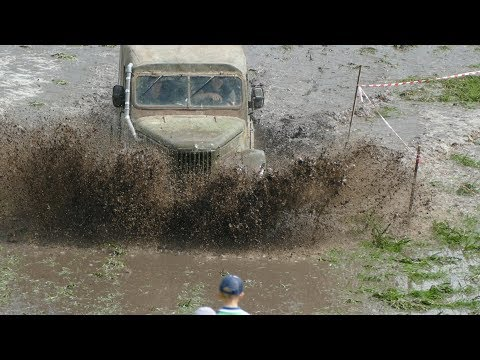 MONSTER TROPHY-2018 Прилуки OFF ROAD 4X4 , лайт, часть-1