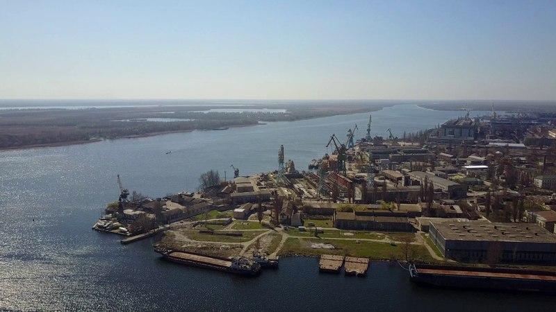 Херсон с высоты часть вторая. Kherson from above part 2. 4K