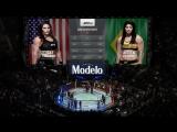 UFC 222 Cat Zingano vs Ketlen Vieira