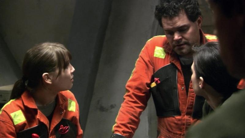 Battlestar Galactica - S03E18 - The Son Also Rises