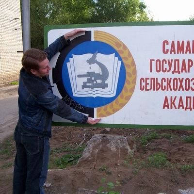 Михаил Шиндряев