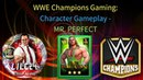 WWE Champions - Mr. Perfect Gameplay - 🧤 BEST FINISHER TO DATE