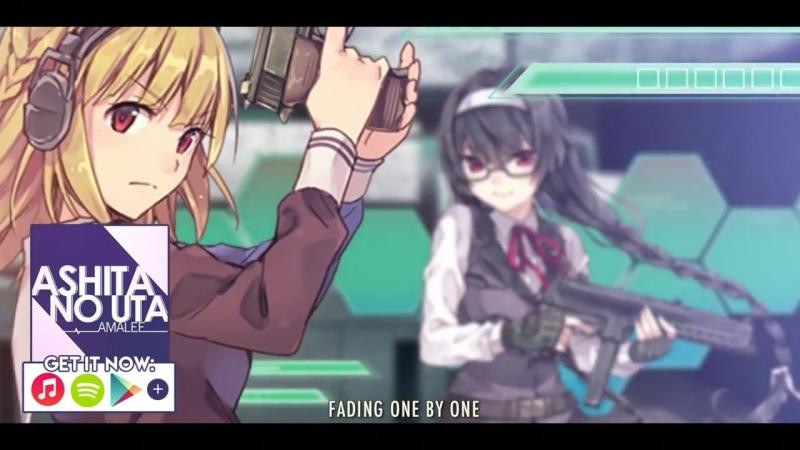 Shooting Girl OP - Ashita no Uta Nutaku _ ENGLISH ver _ AmaLee