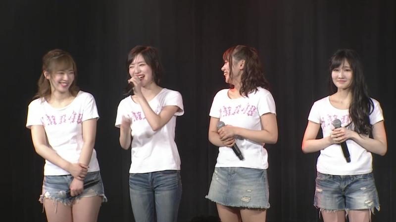 180313 NMB48 Stage BII4 Renai Kinshi Jourei