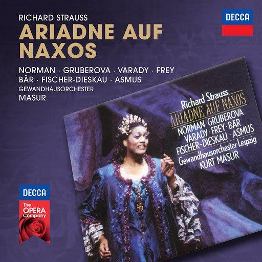 Richard Strauss альбом R. Strauss: Ariadne auf Naxos