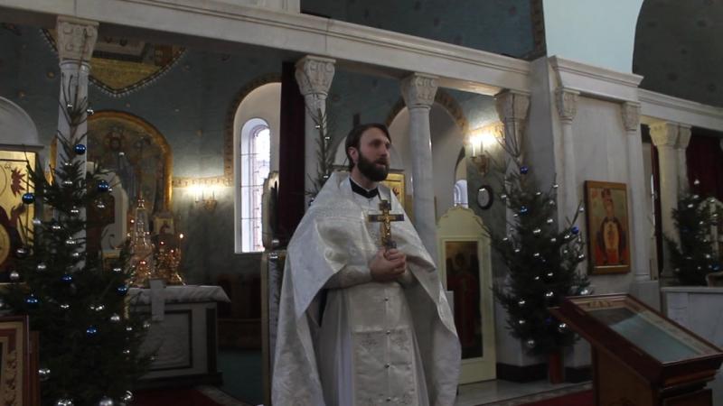 проповедь отца Иоанна (2)