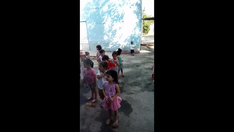 детский сад Айгулек г.Туркестан 2016 год