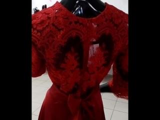 платье «Одри» расшито вручную в единственном экземпляре в студии! 7500 42-44